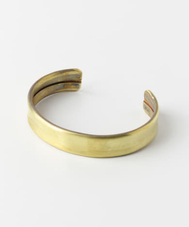THE SUPERIOR LABOR Folder bangle narrow