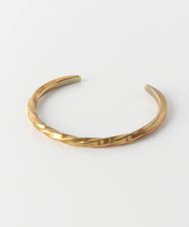 THE SUPERIOR LABOR twist bangle