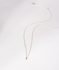 Favorible diamond necklace