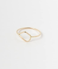 The Pi COLLECTION MINI PENT RING