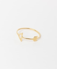 THE Pi COLLECTION ARROW RING