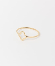 THE Pi COLLECTION CLOVER RING