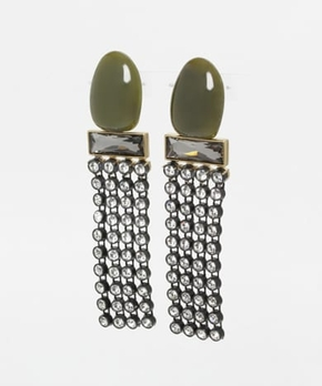BY MALENE BIRGER EARRINGS URBAN RESEARCH