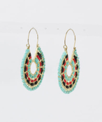 jardin DREAM CATCHER EARRINGS