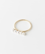 Full Of Grace PEARL RING