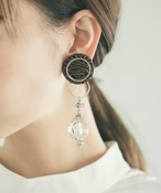 WEB限定 maruo EARRINGS