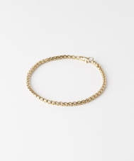 TOM WOOD VENETIAN BRACELET SM GOLD
